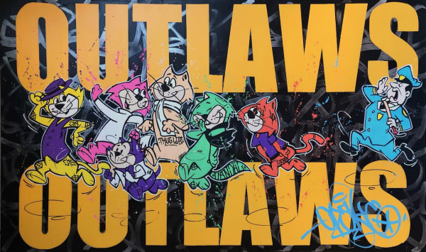 Outlaws, 2020