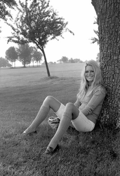 Brigitte Bardot , 1968