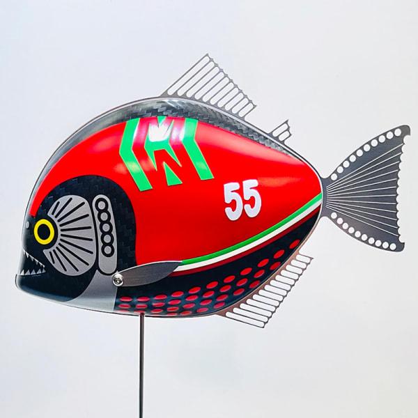 Alastair Gibson - Carbon Art, SCUDERIA BABY PIRANHA