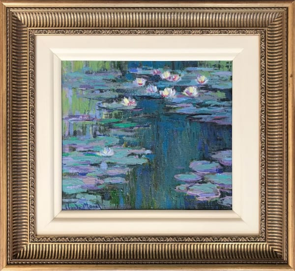 Study for Waterlillies - Original, 2008