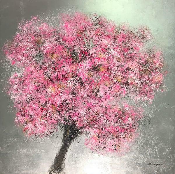 Blossom (Sliver leaf), 2018