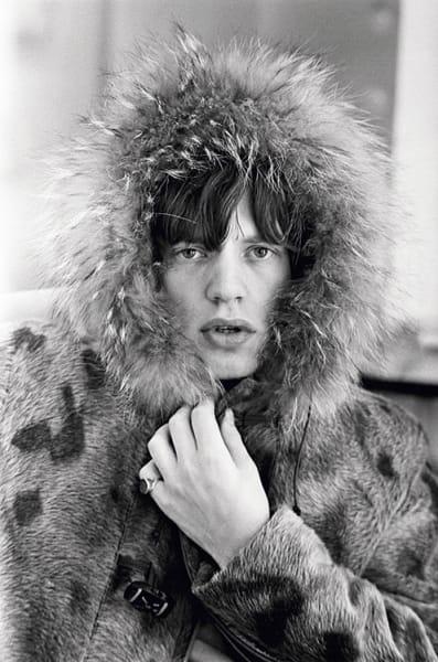 Mick's Parka, 1964