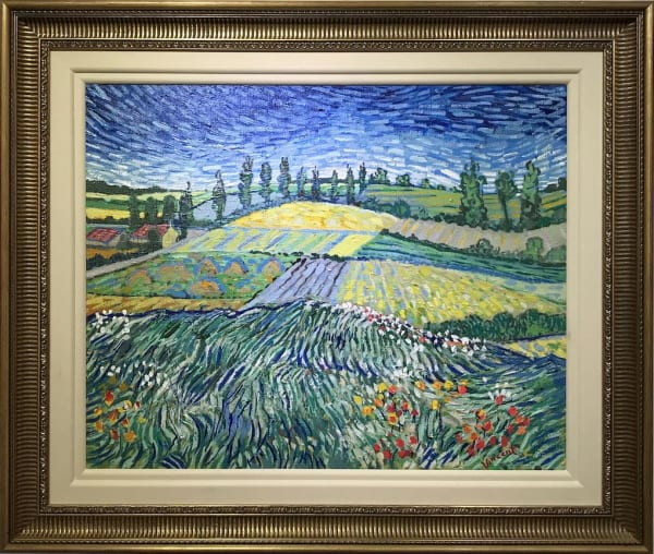 Wheatfields - original, 2008