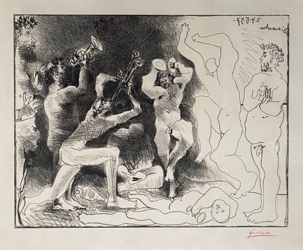 La Danse des Faunes, 1968