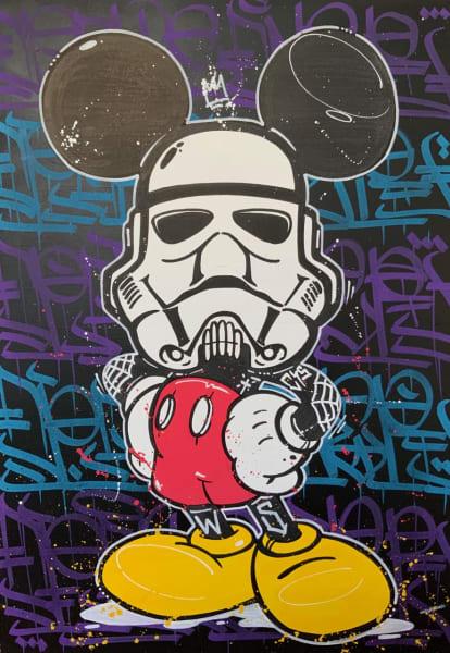 Mickey Stormtrooper, 2020