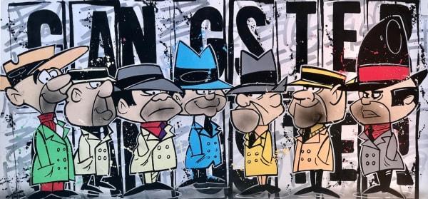 Gangsters, 2020