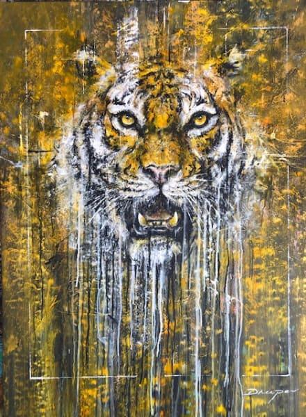 Tiger., 2020
