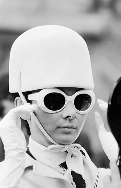 Audrey Hepburn's Hat, 1966