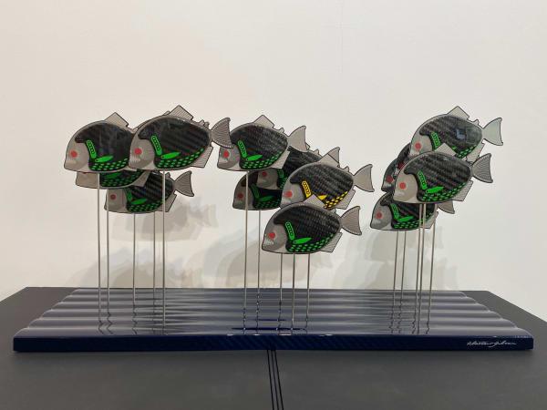 Alastair Gibson - Carbon Art, Amazon School 2