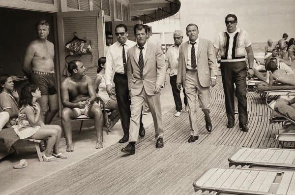 Frank Sinatra on the Boardwalk, 1968