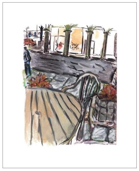 Sidewalk Café, 2016