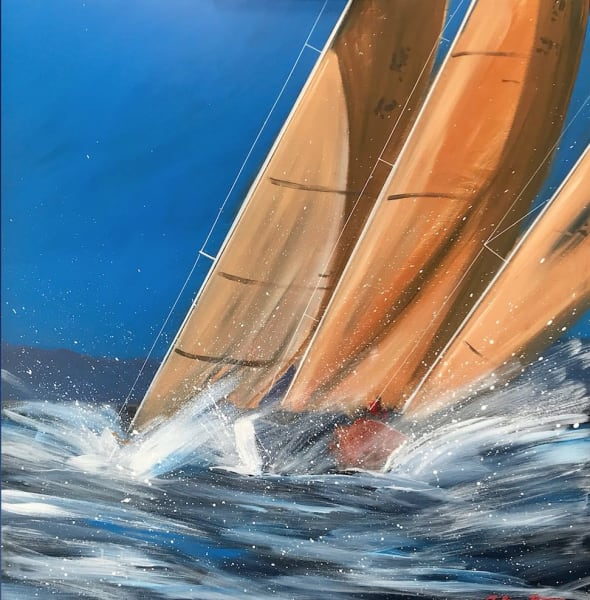 William Thomas, Fastnet, 2018