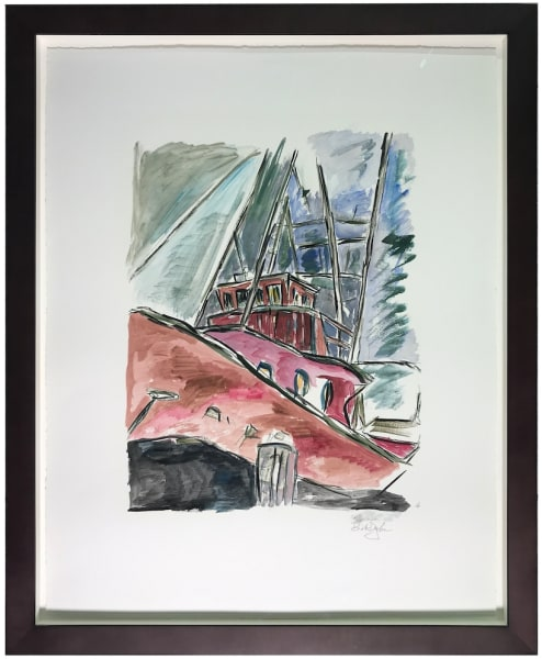 Dry Dock - original , 2008 - CALL FOR PRICE