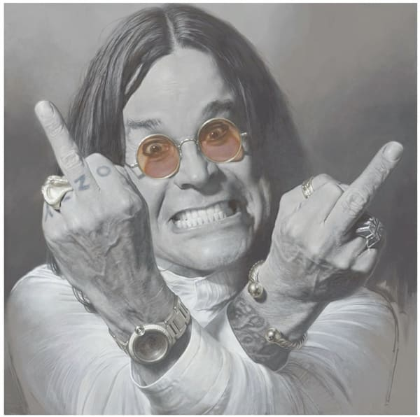 Ozzy (large), 2019
