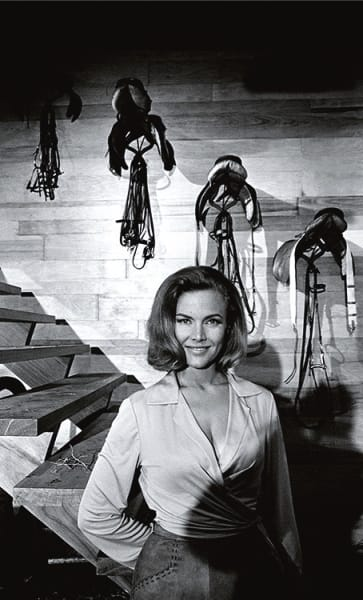 Honor Blackman, 1964