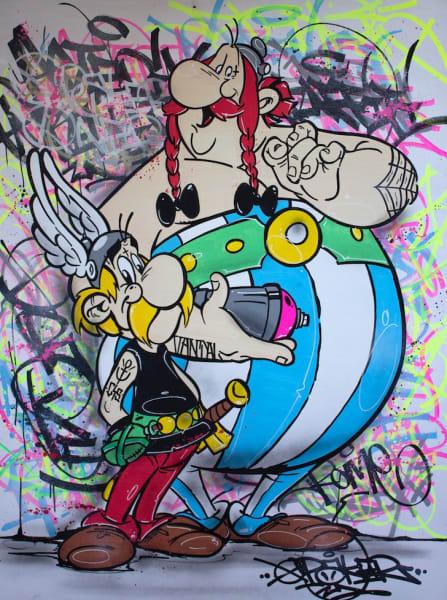 Asterix and Obelix, 2020
