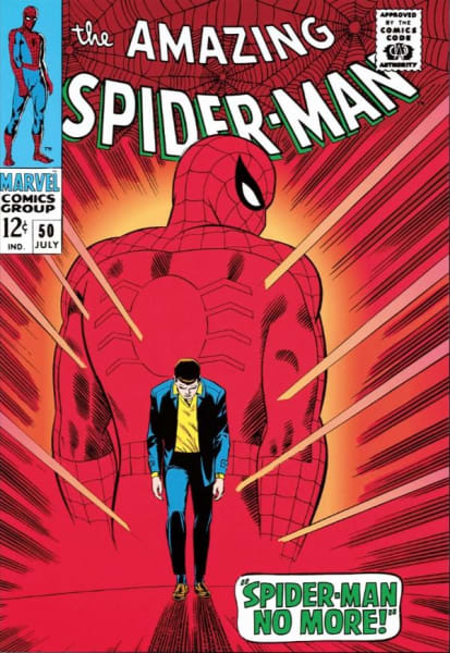 The Amazing Spider-Man #50, 2013
