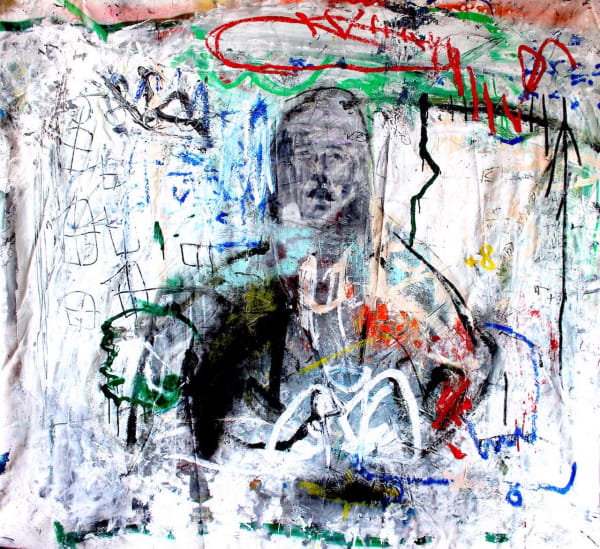 The Artist Never Sleeps (collaboration with Monsieur Jamin, Paris), 2021