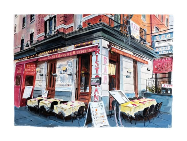 Bob Dylan, Little Italy, Lower Manhattan, 2016 - CALL FOR PRICE