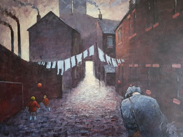 Alexander Millar, In Your Shadow - original, 2013