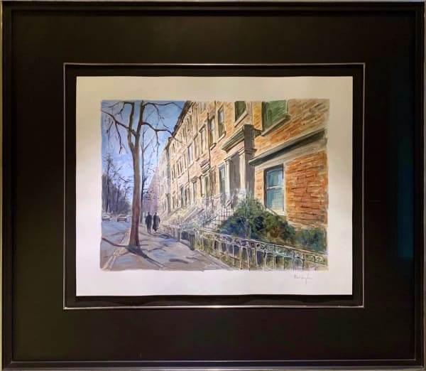 Bob Dylan, Brooklyn Heights - original, CALL FOR PRICE
