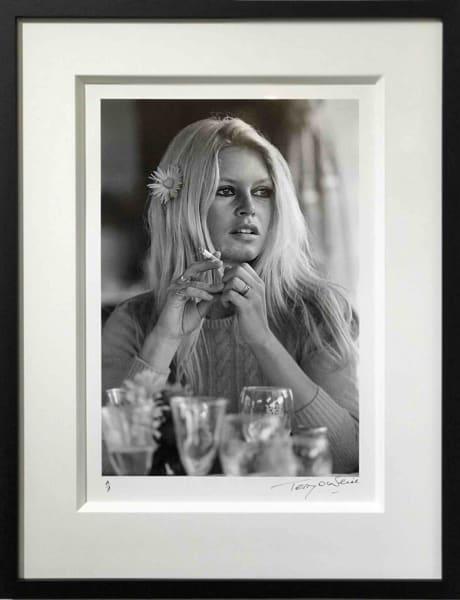 Brigitte Bardot, Deauville, 1968