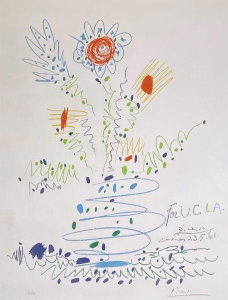 Fleurs pour U.C.L.A., 1969