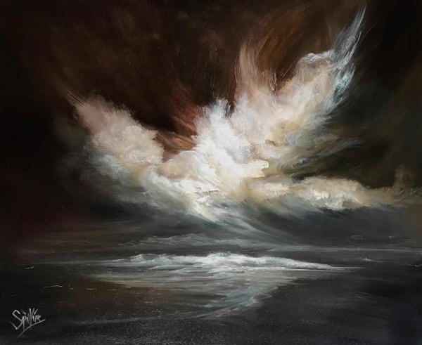 Nocturne Cloudscape III, 2019