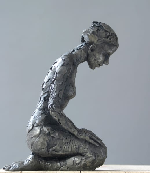 Carol Peace, Kneeling Figure