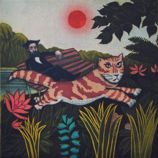 Rousseau's Cat