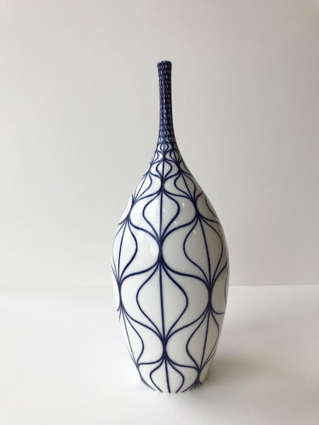 Rhian Malin, Hoi An Narrow Bottle, Large