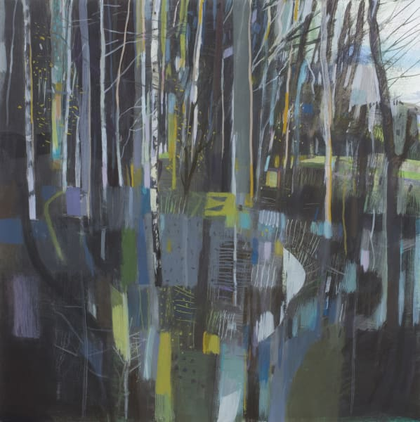 Fiona Millais, Birch Pool