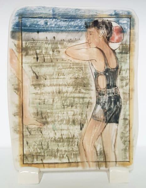 Clare Nicholls, Beach Ball, 2020