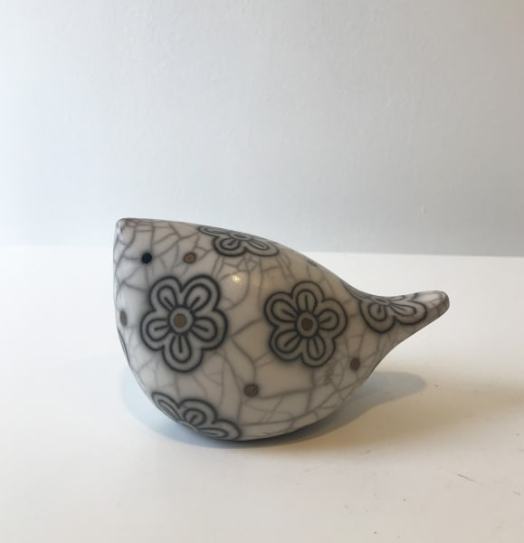 Flowers, Medium Bird