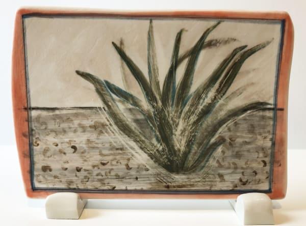 Clare Nicholls, Seaside Plant (Sand), 2020