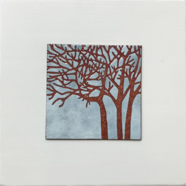 Winter Trees, Small panel
