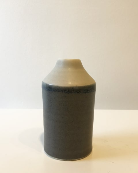 Small Grey Two-Tone Bottle