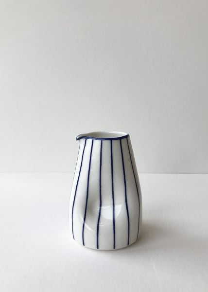 Rhian Malin, Linear Dimple Jug, Small