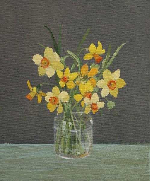 Fletcher Prentice, Daffodils, 2019