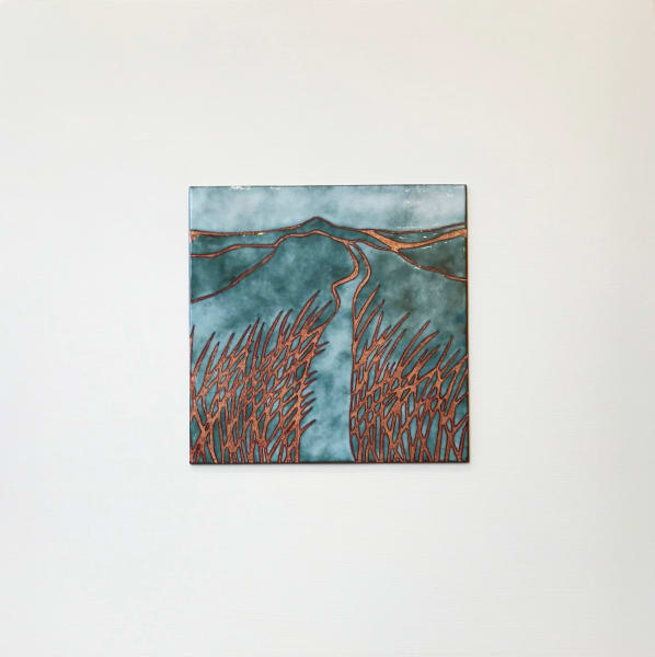Janine Partington, The Path, Medium panel
