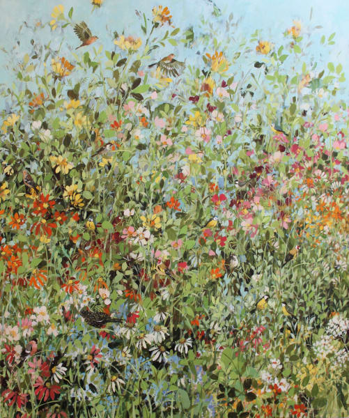 Fletcher Prentice, Summer Border, 2019