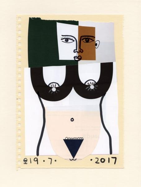 Henrietta Dubrey, Dada, 2017