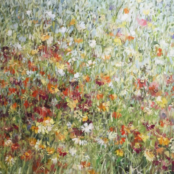 Fletcher Prentice, Mixed Summer Annuals, 2017