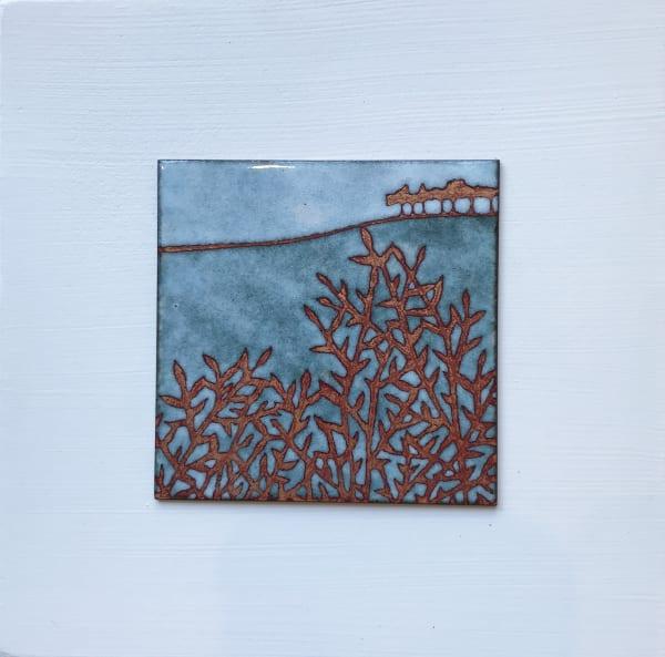 Janine Partington, Hedgerow, Small panel