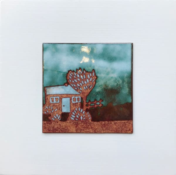 Janine Partington, The Cottage, Small panel