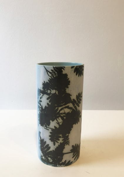 Kit Anderson, Skyleaves, medium tall vase