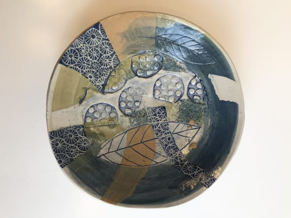Mollie Brotherton, Medium Platter, 2018