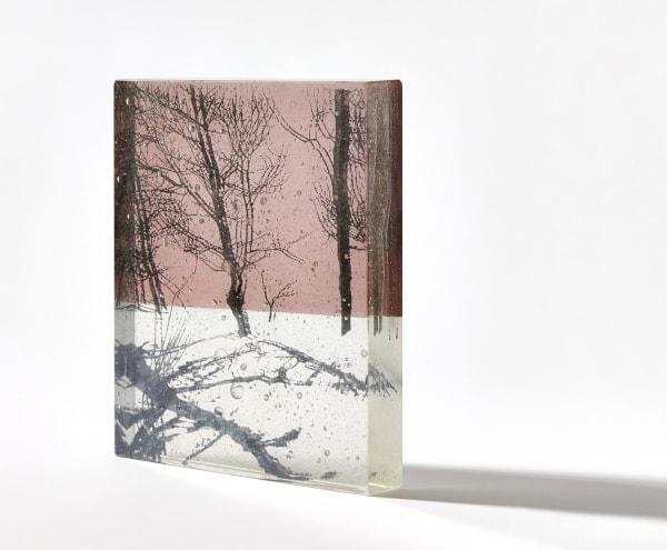 Helen Slater, Snow Shadows, Dusky Pink