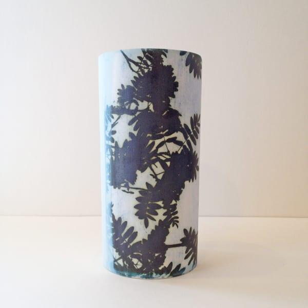 Kit Anderson, Sky Leaves Medium vase , 2019