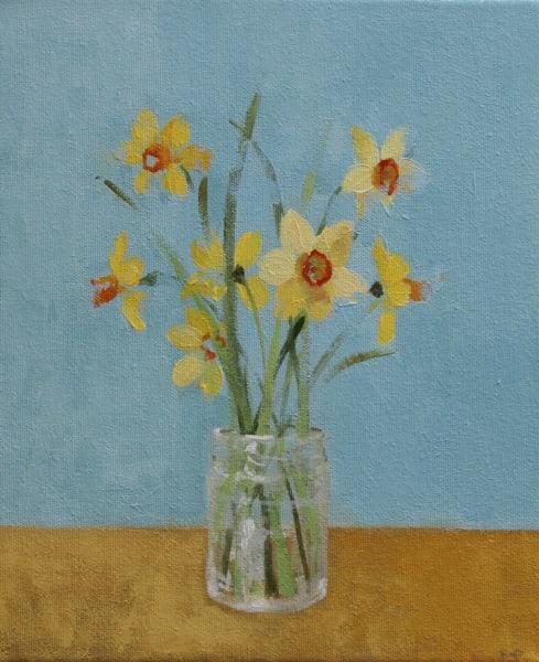 Fletcher Prentice, Spring Flowers, 2019